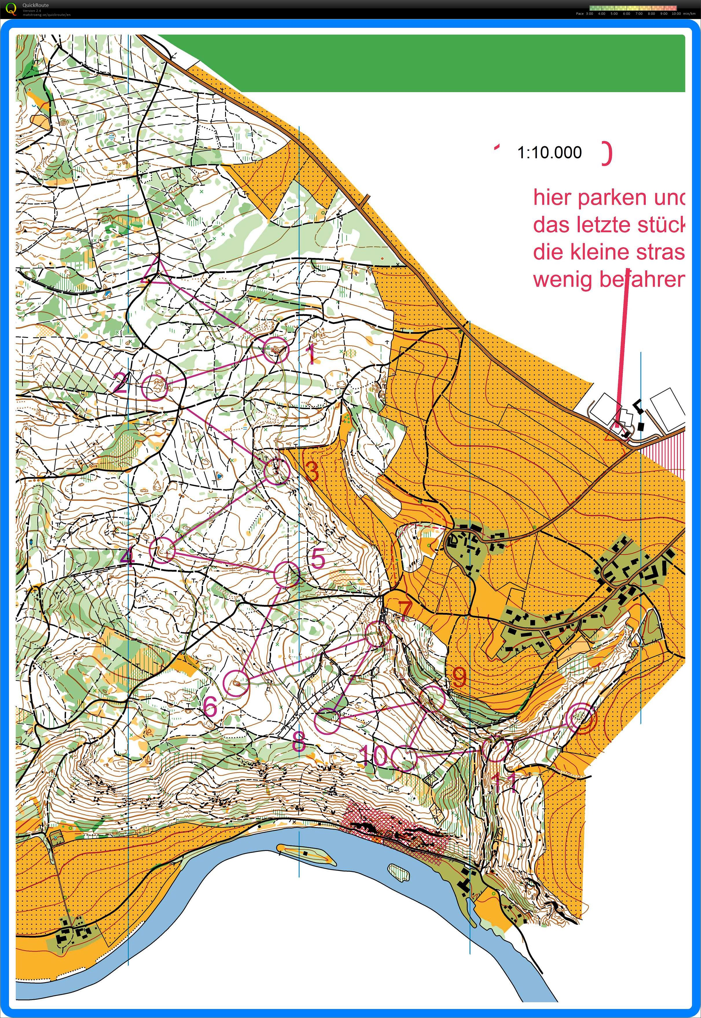 My digital orienteerring map archive :: STB/BTB Training